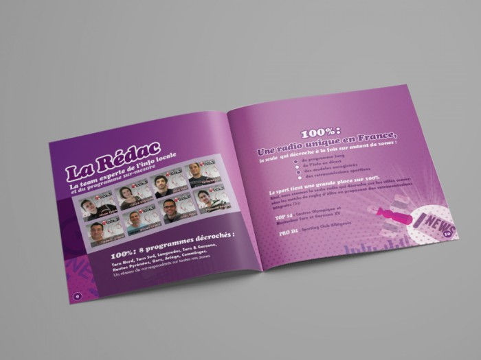A4 Landscape Brochure Mockup - DOUBLE45jpg