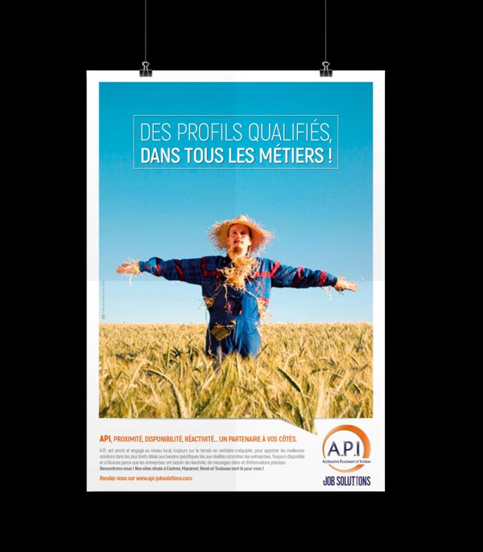 A0 PSD Poster Mockup6