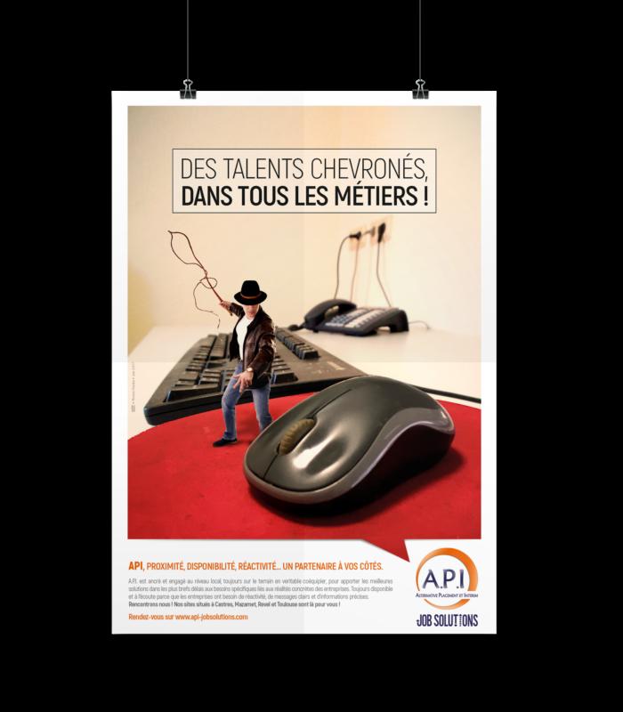 A0 PSD Poster Mockup7