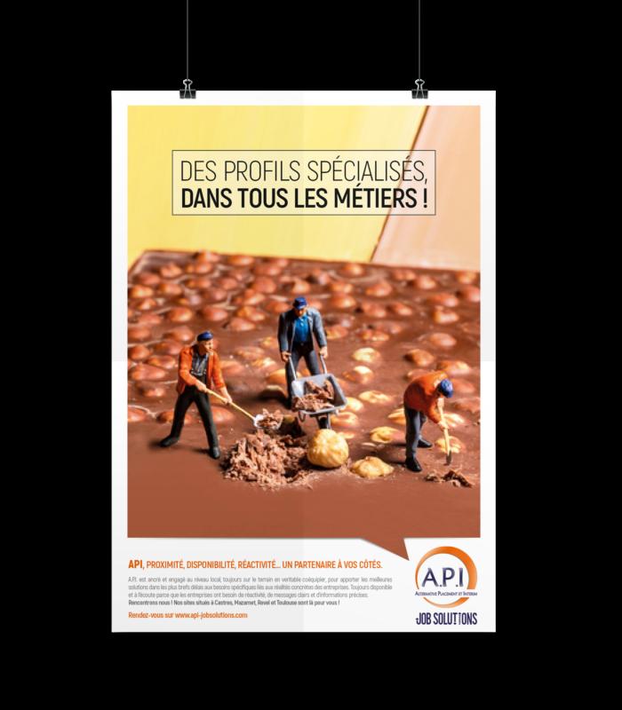 A0 PSD Poster Mockup8