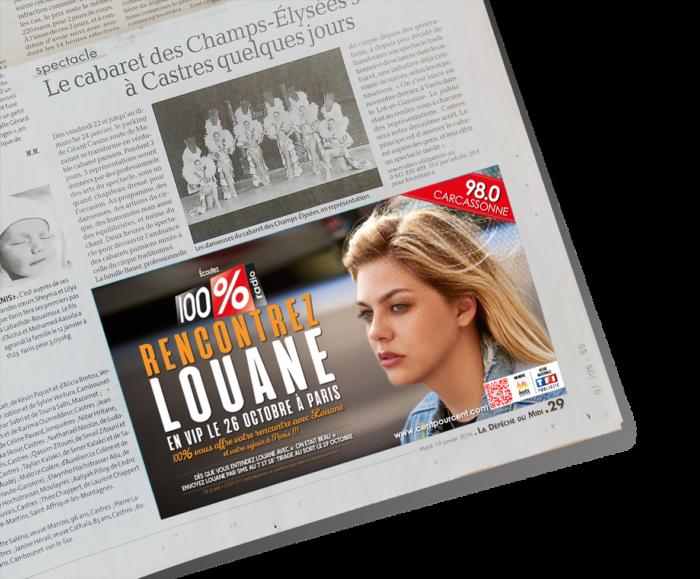 PARUTION DEPECHE-LOUANE