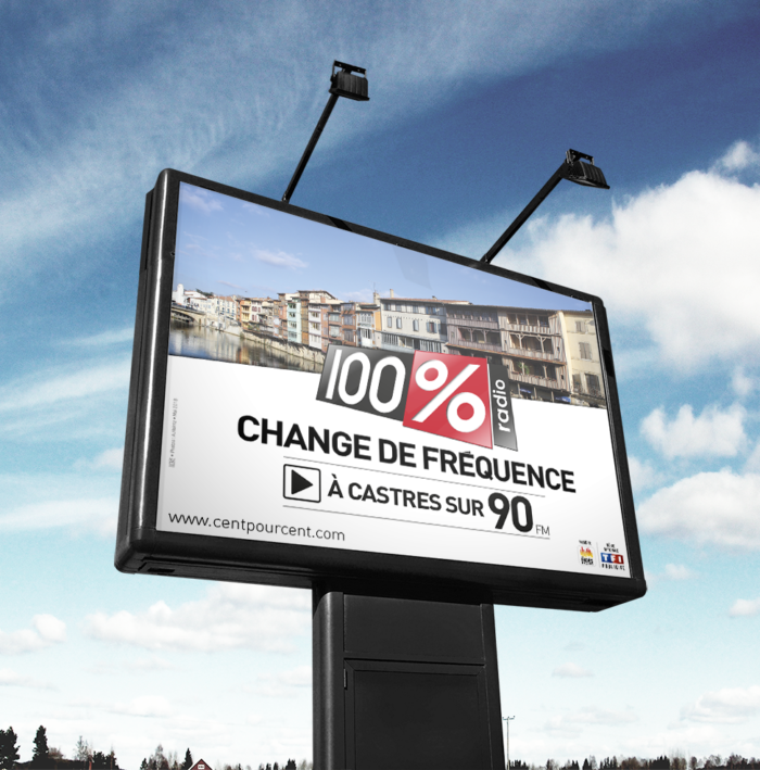 Outdoor Sign Mockup 024X3 CASTRES
